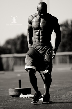 Wayne Jackson of GoHardTraining.com, photographed by David Bickley