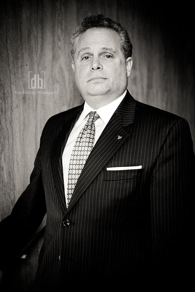 Executive Portrait by David Bickley Photography