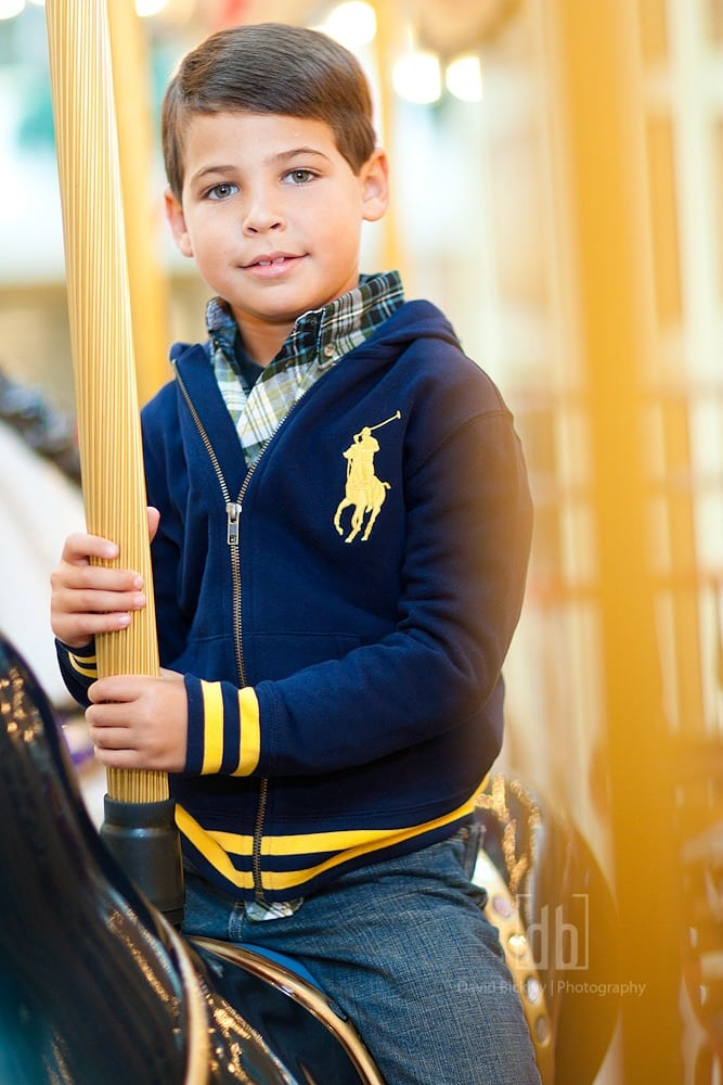 Kids Fall Fashion for KC Magazine - Photographed by David Bickley