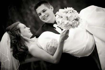 Ross and Destinie Campbell by David Bickley Photography