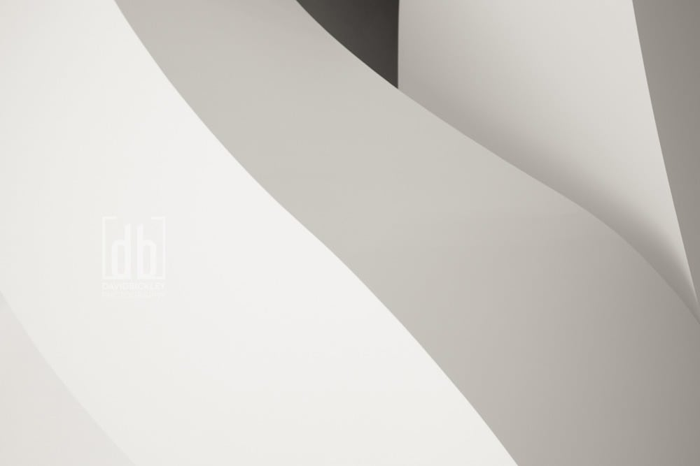 Abstract of the Kauffman Center for the Performing Arts by David Bickley Photography
