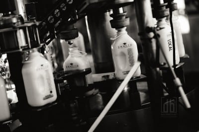 Behind the scenes at the Shatto Milk Company by David Bickley Photography
