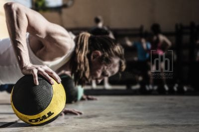 Endura Camp Workout by David Bickley Photography