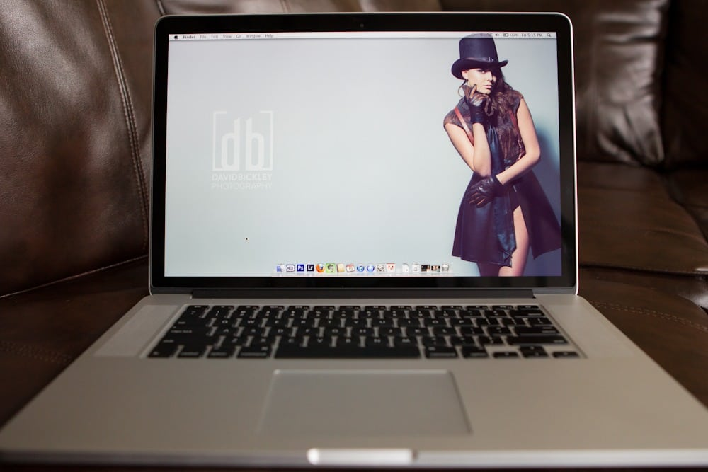 Macbook Pro with Retina – A Photographer's Review