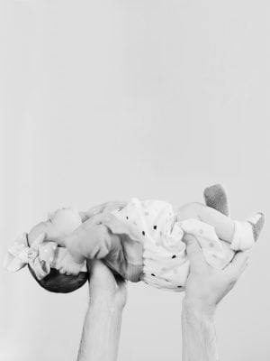 Infant Presented by David Bickley Photography
