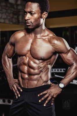 Femi Olagoke by David Bickley Photography