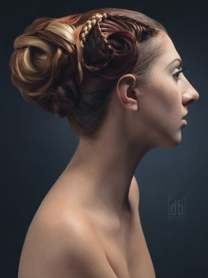 Salon Portraiture by David Bickley Photography