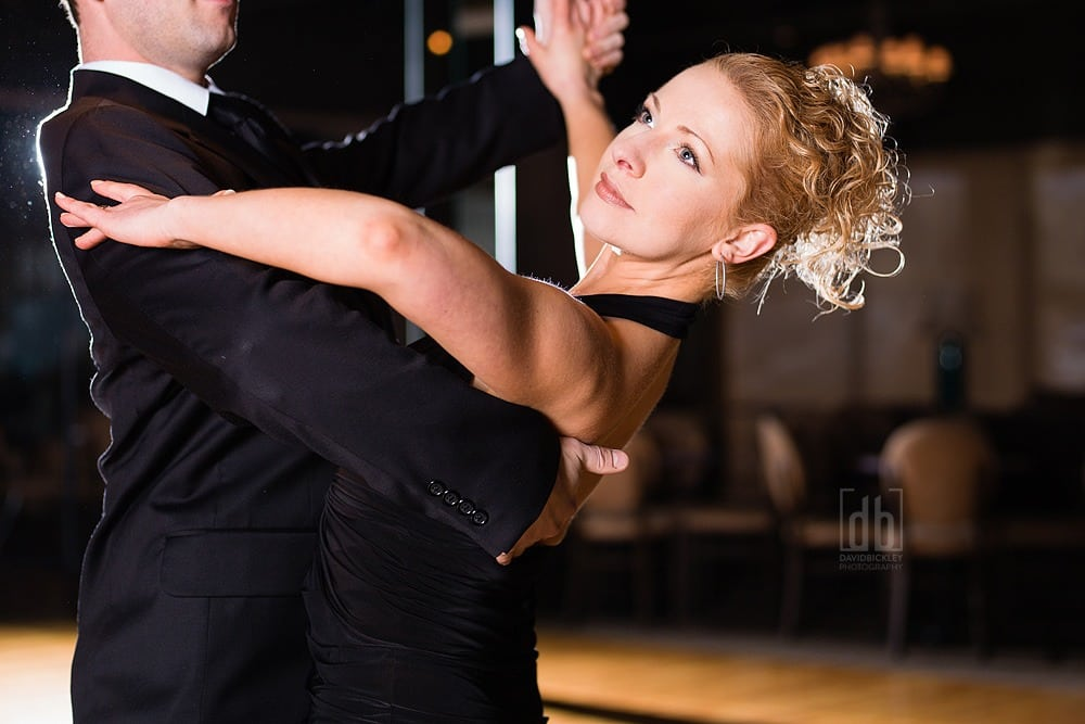 Ballroom Dancing advertising images by David Bickley Photography