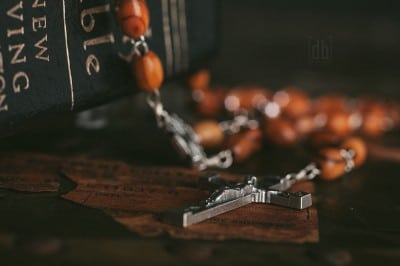 Rosary by David Bickley Photography