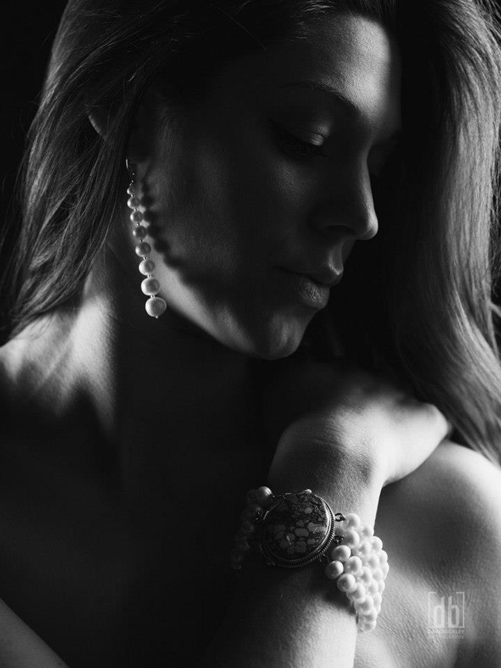 Jet Couture Jewelry by David Bickley Photography