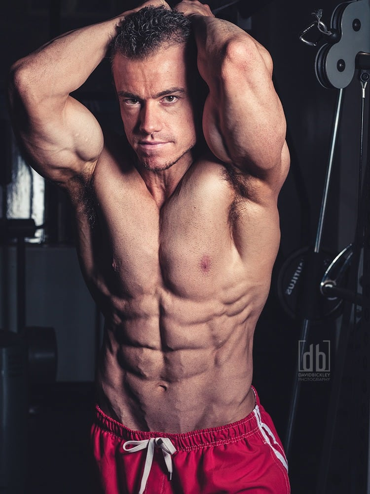 Brad Kays by David Bickley Photography
