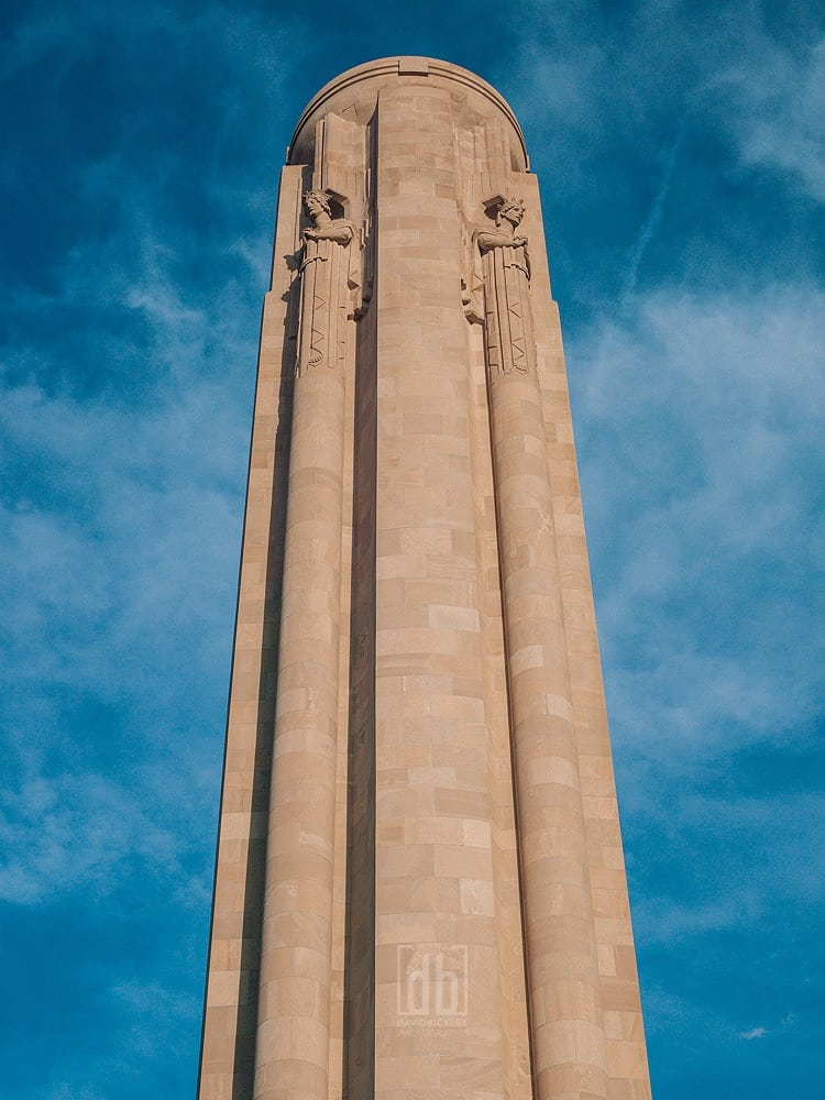 Liberty Memorial by David Bickley Photography