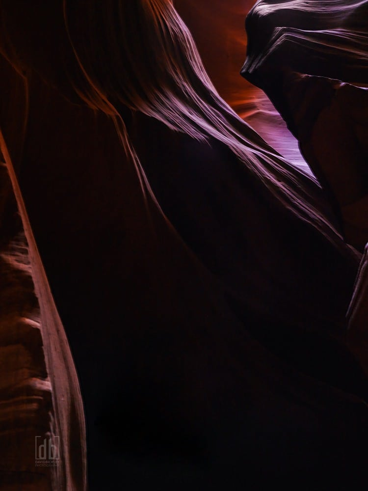 Upper Antelope Canyon by David Bickley Photography