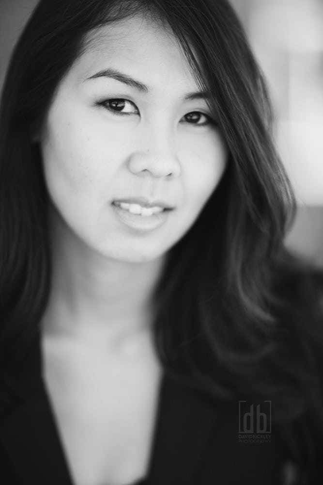 Casual Portrait by David Bickley Photography