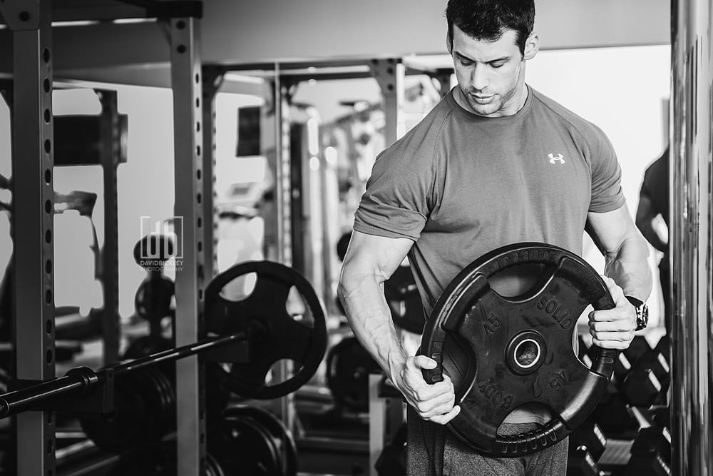 Fitness Photography by David Bickley Photography