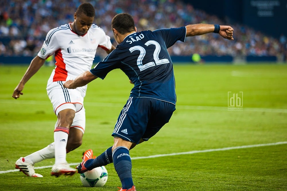 Sporting KC by David Bickley Photography
