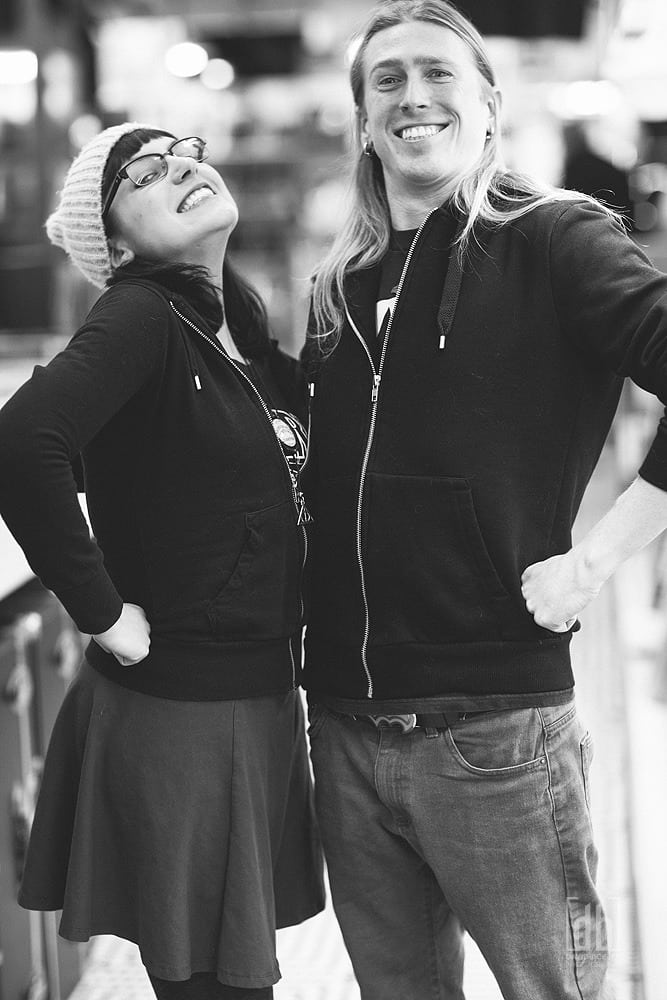 Scott and Erica Engagement Photo