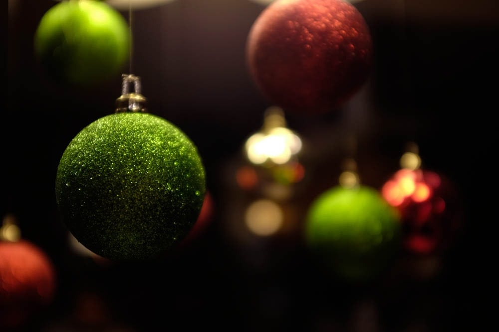 Ornaments by David Bickley Photography