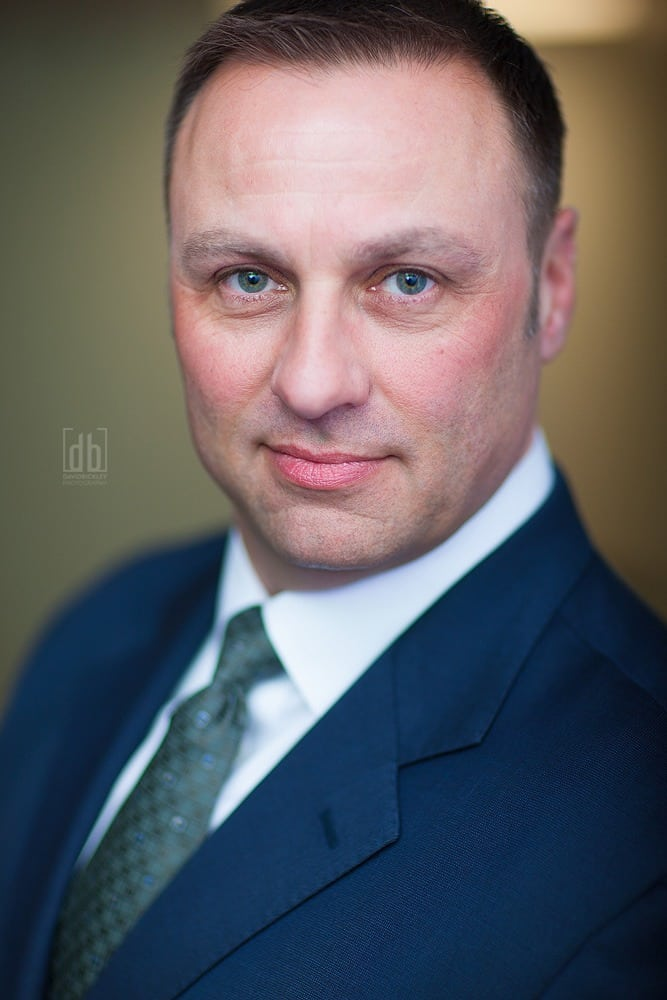 Corporate Portraiture by David Bickley Photography