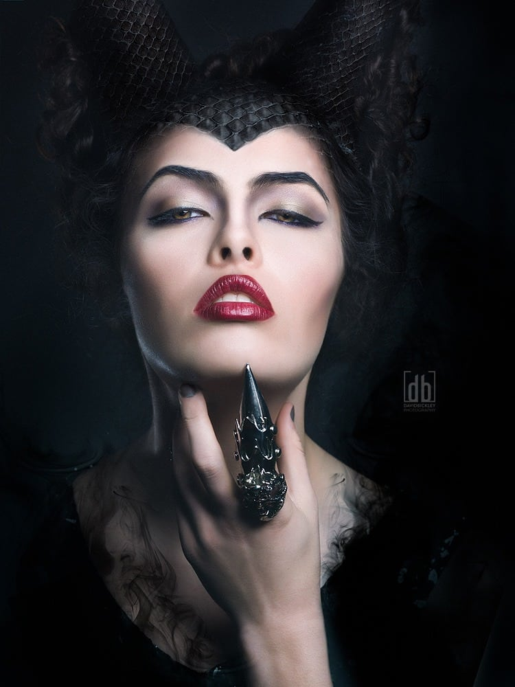 Maleficent by David Bickley Photography