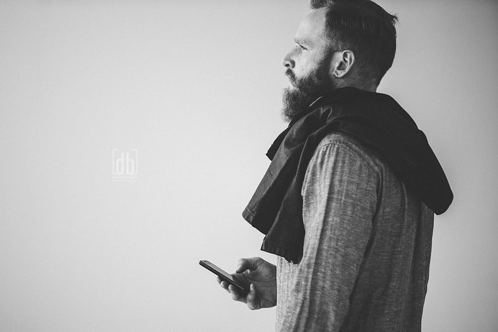A Dude by David Bickley Photography