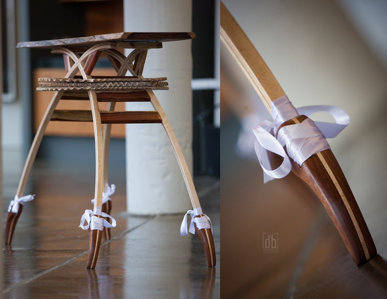 Ballerina Table by David Bickley Photography